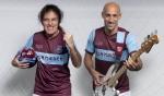Уест Хям с нов екип в сътрудничество с Iron Maiden
