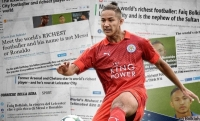 Най-богатият футболист в света ще играе в Маритимо