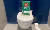 Дайър използва тоалетната по време на мача срещу Челси